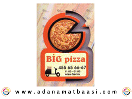 big pizza magnet